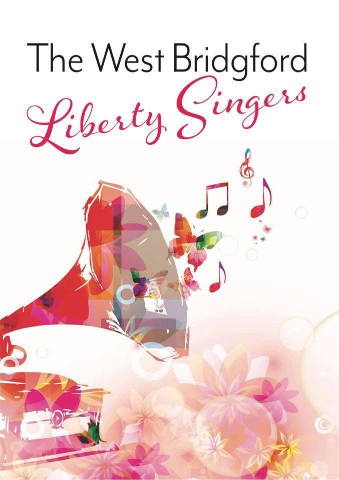 West Bridgford Liberty Singers logo