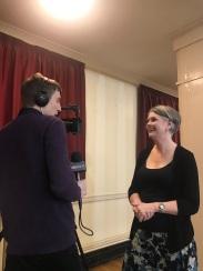 Notts Tv intervie
